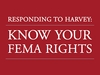 Know Your FEMA Rights